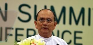 Asean summit thein sein journalist (12)