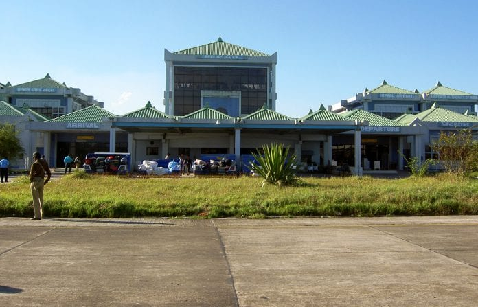 Imphal Airport (IMF), National Highway 150, Imphal, Manipur