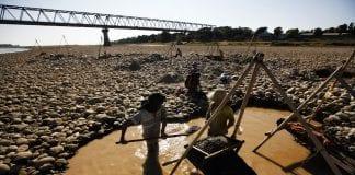 Myanmar gold mining