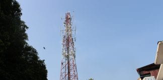 Network tower BTS MPT
