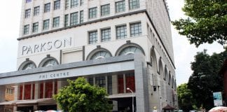 Parkson FMI centre downtown yangon road Myanmar Business Today