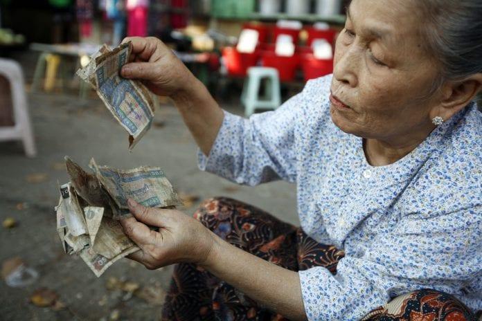 SME Economy Myanmar Reuters