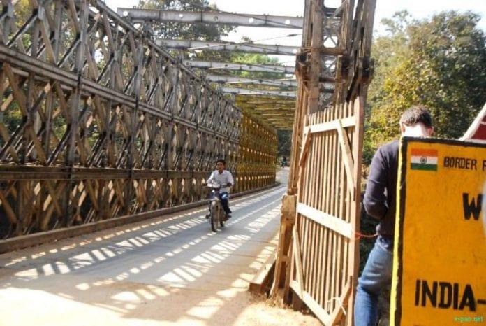 india myanmar road
