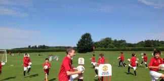 manchester united soccer schools 1
