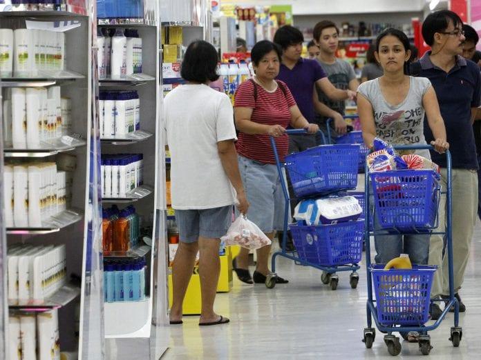 philippines supermarket consumers economy