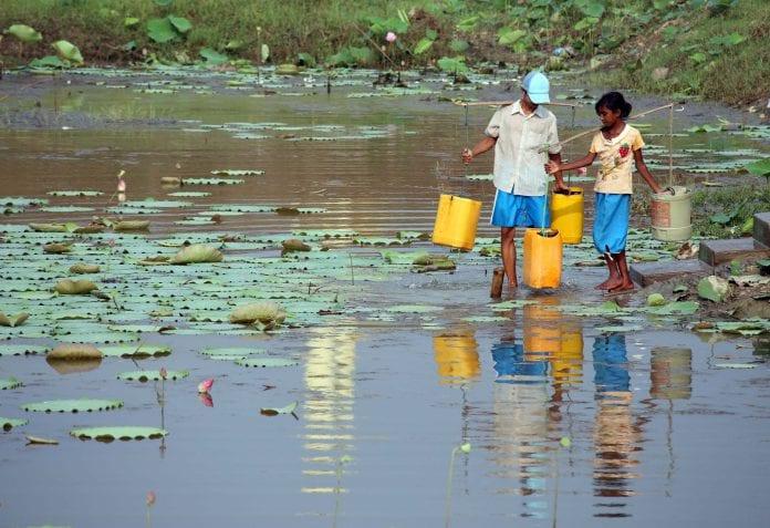water problem yangon myanmar (4)