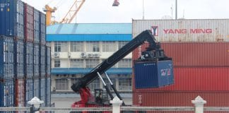 Asia World Port Yangon