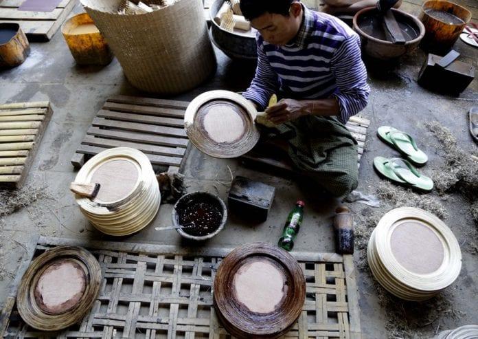 Bagan economy ASEAN meeting tourists SME handicraft tourism (2)