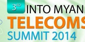 Into Myanmar telecoms summit