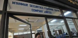 Myanmar securities exchange centre company limited stock