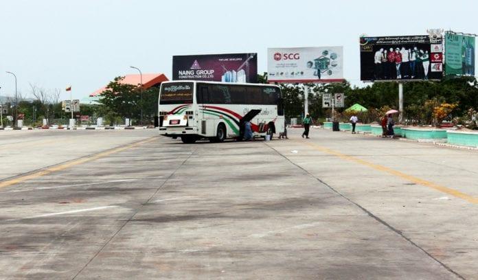 Nay Pyi Taw Mandalay Yangon Highway