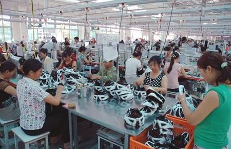 Pou chen factory