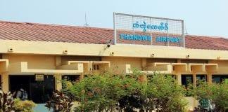 Thandwe airport upgrade