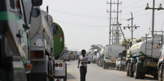 Truck economy investment myanmar oil petrol