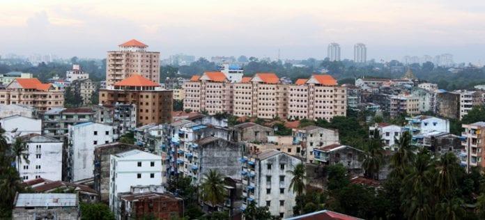 Yangon real estate skyline property river bridge construction trade investment economy (26)