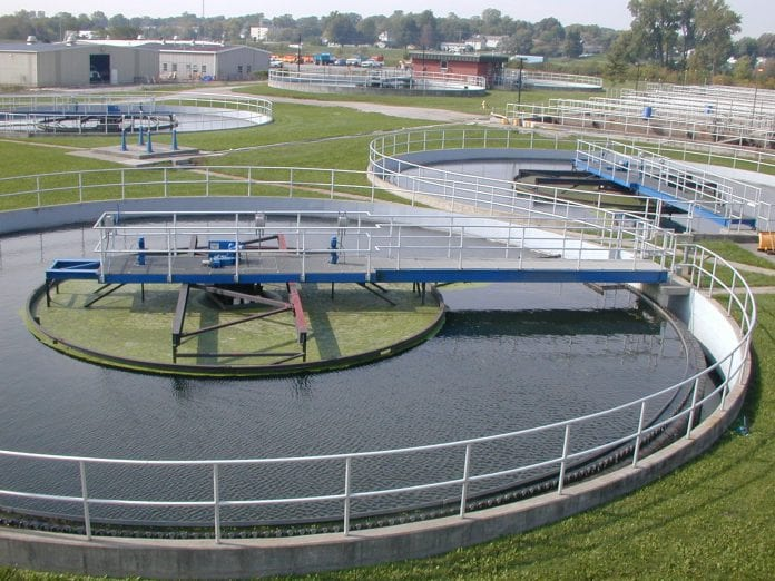 water treatment plant in india by israel