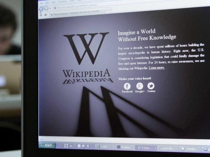 wikipedia reuters