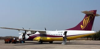 Air Mandalay ATR Aviation Myanmar Business Today Sherpa Hossainy Thandwe