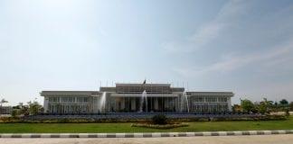 Central bank of Myanmar-Reuters