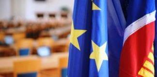 EU Asean relations flag