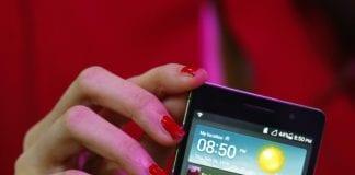 Huawei handsets Myanmar