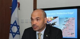 Israel Ambassador Hagay M Behar (2)