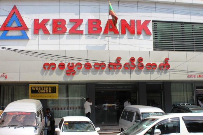 Kanbawza bank yangon