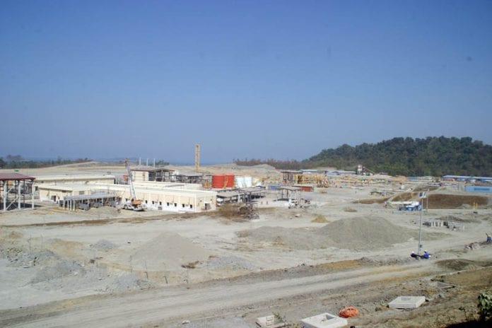 Rakhine state shwe gas project 3