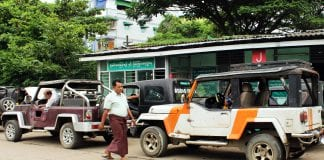 car exchange auto yangon ka nya na