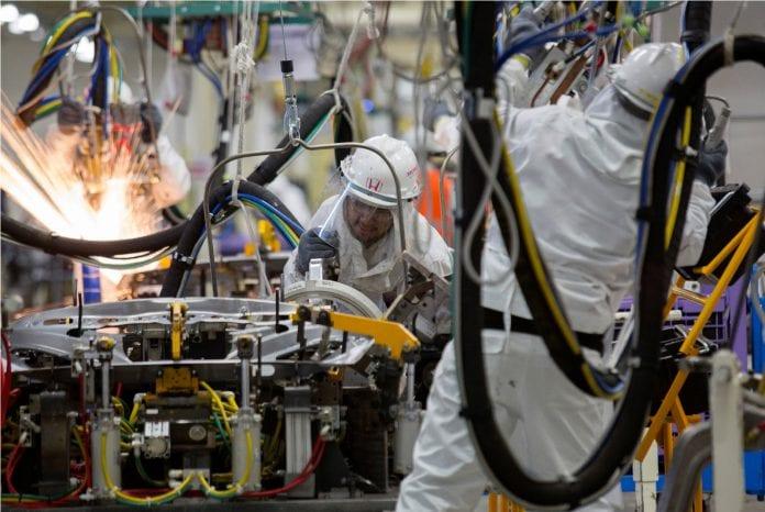 honda car factory auto japan - Copy