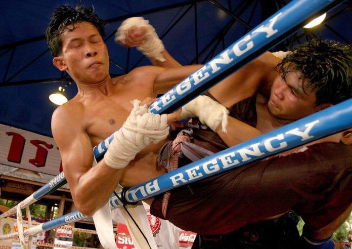 thai myanmar boxing sports