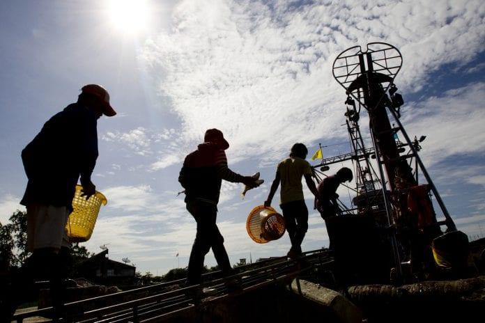 workers labour labor myanmar thailand