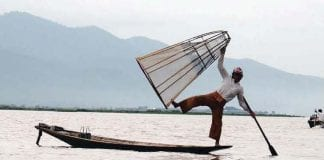 Inle Lake Myanmar Business Today tourism David Ross