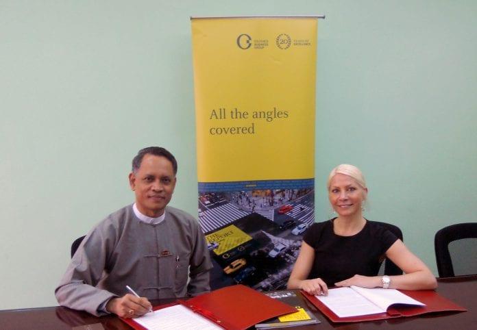 MM15 - MIC MOU Signing _U Aung Naing Oo_Stephanie Harl