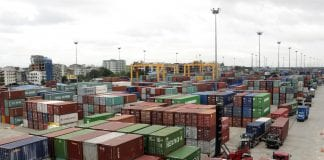 Myanmar port economy container export trade (6)