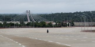 Nay Pyi Taw Asean infrastructure investment economy myanmar