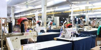 Page 1 Myanamr garment factory industrial zone yangon EU labour electricity power industry (64)