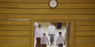 Parliament Myanmar thein sein suu kyi (5)