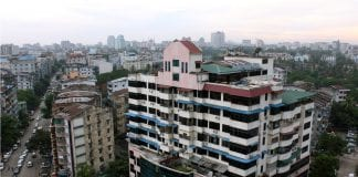 Yangon real estate skyline property river bridge construction trade investment economy (22)