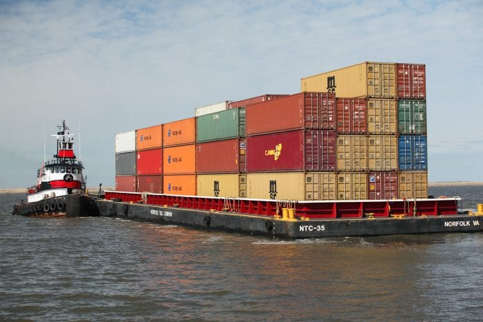 barge services freight logistics