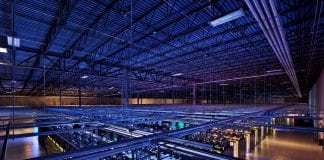 google yahoo data centre security