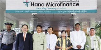 hana bank korea microfinance