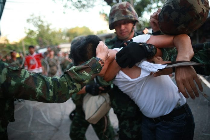 thailand coup politics investment