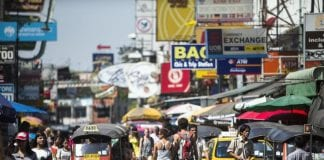 tourist thailand migrant worker economy