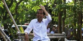 widodo indonesia president