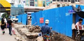 Illegal construction property real estate demolish labour