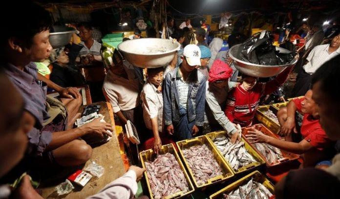Myanmar fish