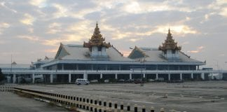 Page 5 Mandalay International Airport