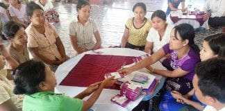 Pathein loan disbursement sme microfinance 2