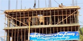 Property yangon construction labour labor real estate - Copy